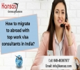How to Migrate To Abroad With Top Work Visa Consultants
