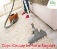 Get the best carpet cleaning services in Bangalore