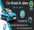 Budget Car Rental Ajmer , Car Rental From Ajmer To Jaipur ,
