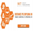 Distance MBA Colleges - MIT School of Distance Education