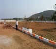 BlueJ GOLDEN LOTUS Bheemili Sea View Plots Vizag