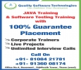 Quality Software Technologies - Software Testing, JAVA, Pyth