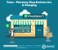 Eight exciting stages of online Pharmacy app development