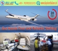 Very Reliable for ICU Patient Transfer in Patna by Sky