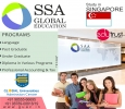 Singapore study & work in the Hospitality Industry with reno