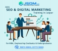 Join JSDM Evening Batches to learn Digital marketing courses
