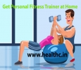 Personal Fitness Trainers At Home In mumbai, Fitness at Home