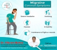 Get Migraine Treatment by the Neurologist in Jaipur.