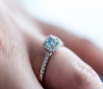 Why Wear Gemstone in Left Hand | Benefits of Wearing Diamond