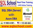 SQL DBA Practical Online Training @ SQL School