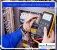 Work with the best Electrical Contractors In Pune