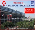 Canton Fair China 2019 Packages | 15 - 19 April | Guangzhou,