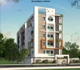 2BHK and 3BHK apartments for sale in Rajahmundry