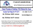 Income Tax Refund for IT Salaried Person in Chennai