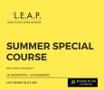 LEAP Program-This Summer Focus on Developing Yourself!
