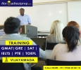 GRE, GMAT, PTE, SAT, IELTS, and TOEFL Training at Vijayawada