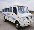 Hire/Rent a 15 seater Tempo Traveller Online