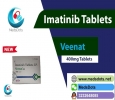 Imatinib | Veenat 100mg and 400mg | Indian Glivec Price