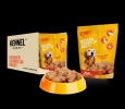 KENNEL KITCHEN CHICKEN CHUNKS IN GRAVY (100 GMS) – PACK OF 3