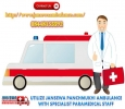 Use Brand New Ventilator Ambulance Service in Samastipur at