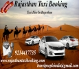 Rajasthan Taxi Booking, Taxi Hire In Rajasthan,