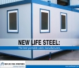 New Life Steel: The best portable cabin manufacturers