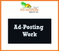 Home Based Online Part Time Ad Posting Work Guaranteed Job C