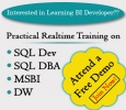 Practical Online Training on SQL BI at www.sqlschool.com