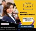 BTech Distance Education Courses| Correspondence BTech