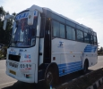 33 Seater Bus hire or rent for 28rs per KM in Bangalore