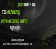Data science with Python training in Bangalore