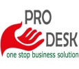 Business Partnership with PRO DESK