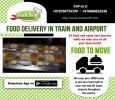 Get Food Delivery in Train By FudCheff