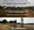 Residential Plots Near Chandigarh | Defence & Services Perso