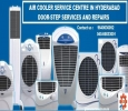 Doorstep Repairs at Low Service Charges | Air Cooler Service Center in Hyd