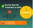 Treatment Of Erectile Dysfunction In Delhi -9871605858