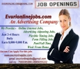 Full Time / Part Time Home Based Data Entry Jobs, Home Based