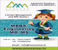 DIRECT ADMISSION FOR MD, MS, MDS, MBBS, BDS IN TOP COLLEGES