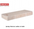 Best Spring Mattress online in India - Coirfit
