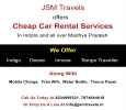 Cheap Car Rentals by JSM Travel, Indore Madhya Pradesh