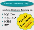 PRACTICAL SQL Server 2014 CLASSROOM TRAINING
