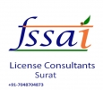 FSSAI registration consultant in Surat