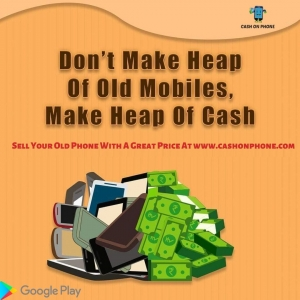Sell Mobile Phone Cash Online | CASHONPHONE.COM