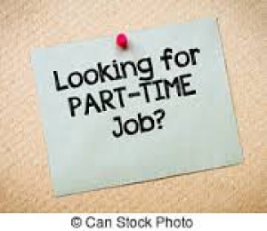 Part time work home based job ad posting job form filling