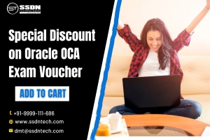 Oracle Certified Associate Certification Voucher