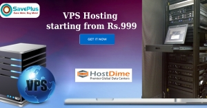 VPS Hosting starting from Rs.999