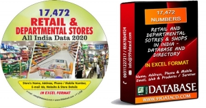 Directory of Best Retailers & Top Department Stores in India