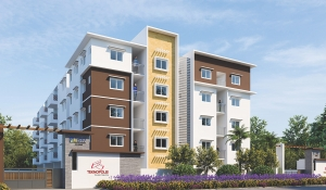 1 & 2 BHK Apartment in Saravanampatti | Flat for Sale Coimba