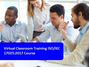 Online Four-day Training on ISO/IEC 17025: 2017