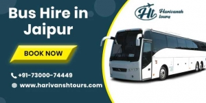 Bus Hire in Jaipur - Harivansh Tour